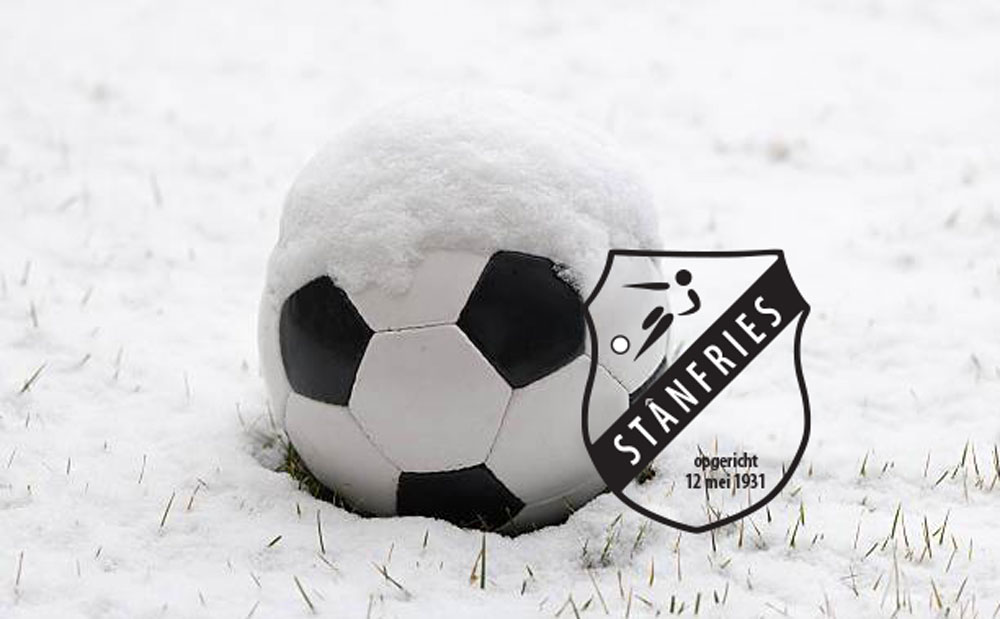 Winterstop seizoen 2020/2021